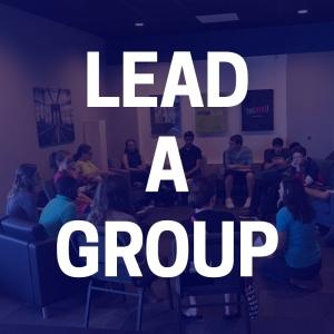 LEAD A GROUP tile