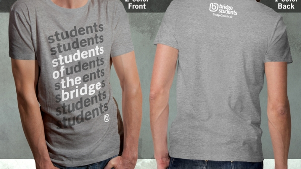 pre-order student shirts